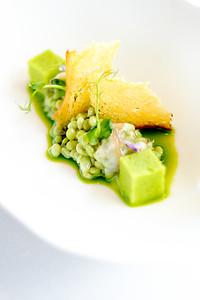 Azurmendi 15 - Green Tear Peas