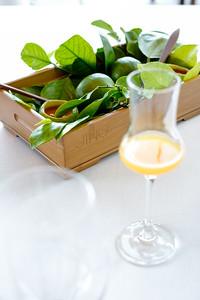 Azurmendi 10 - Limon Grass