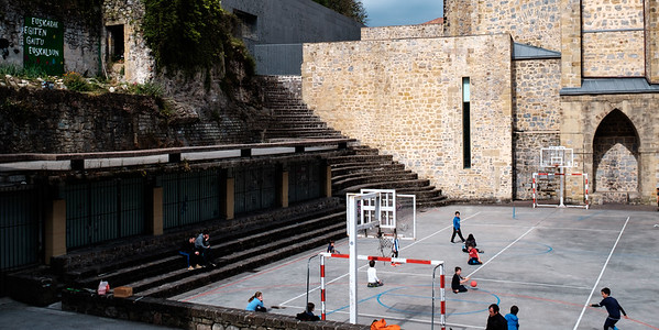 Repurposed Court