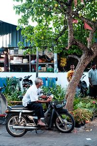 Moped Break