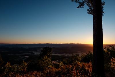 Oregon Valley Overlook