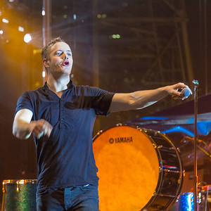 Sing along with Imagine Dragons 2014 Sugar Bowl