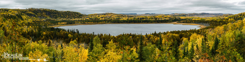 Autumn at Teal Lake