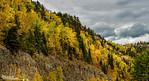 Autumn on Mount Josephine