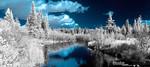 Poplar River - Infrared