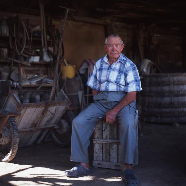 Sandor Bogardi (Dunapataj, Hungary), 2012