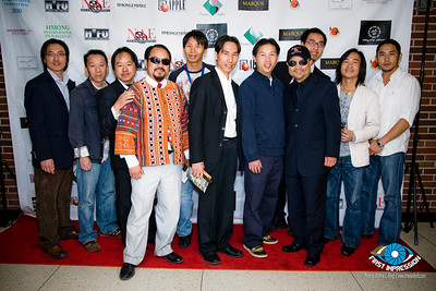 Hmong directors, actors and friends...some of our Hmong's best of the best and the pioneer in what they do.