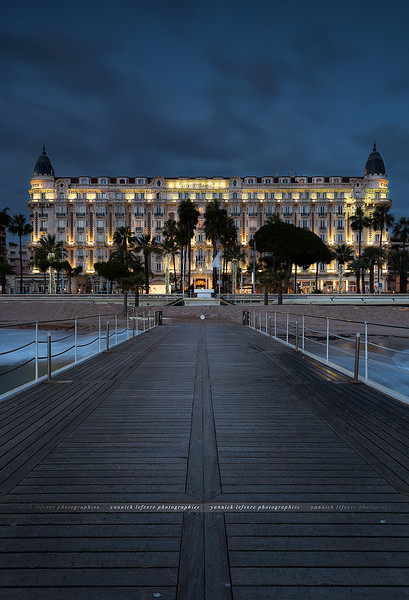 Hotel Carlton Intercontinental de Cannes