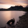 Sunset on the Arena Lake, Roquebrune Sur Argens