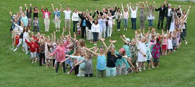 Søndagsskolen Norge utruster frivillige søndagsskole ledere over hele Norge! -- by Tanya Kristiansen