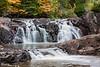White Hair - Two Step Falls<br /> Tettegouche State Park, Minnesota