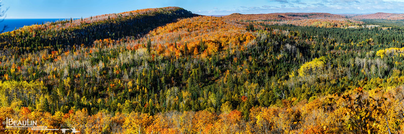 LeVeaux Mountain & Onion River Valley