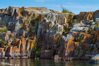 Mother Nature's Rock Art