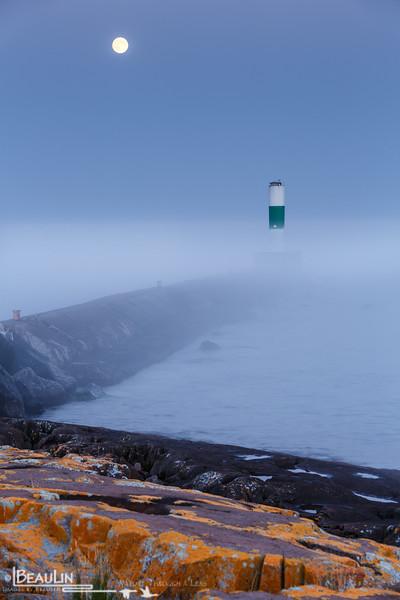 Misty Breakwater