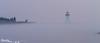 Through the Fog<br /> Grand Marais harbor.  Minnesota's north shore.