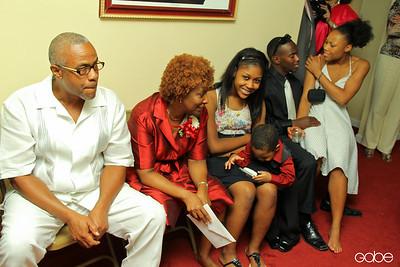 Leroy and Jackie Wedding