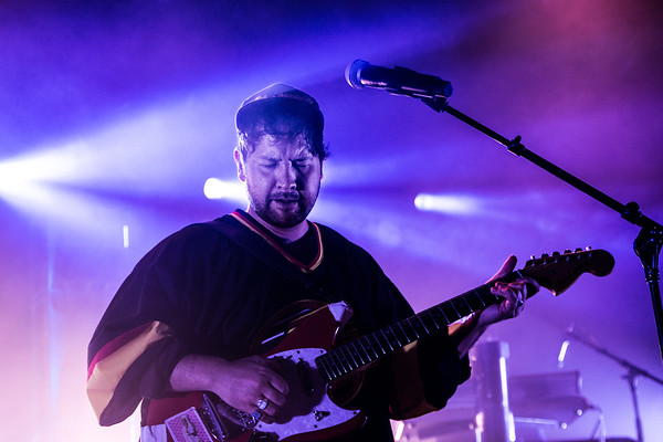 Unknown Mortal Orchestra @ The Commodore Ballroom