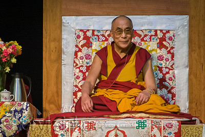 HHDL at Ithaca College