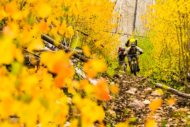 Bikepacking the Uintas