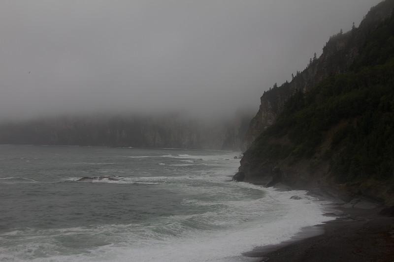 Storm, Cap-des-Rosiers 2