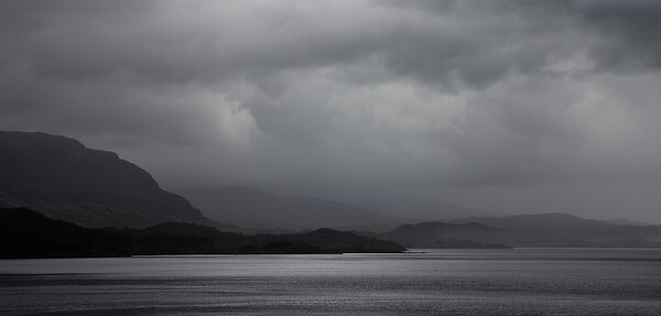 Rain, Loch Torridon