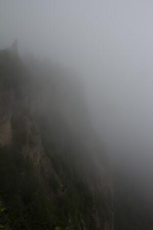 Emerging Cliffside