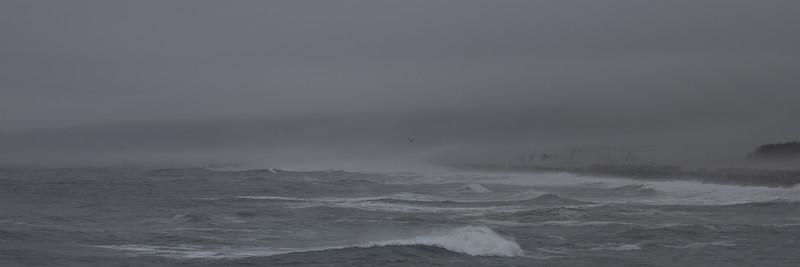 Storm, Cap-des-Rosiers,