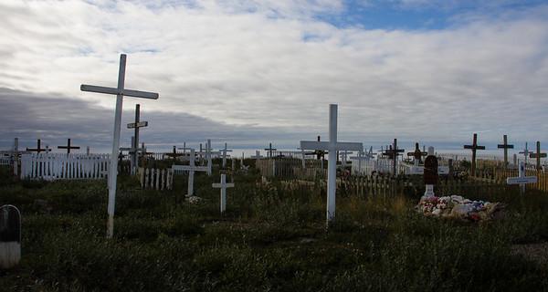 Arctic Cemetery