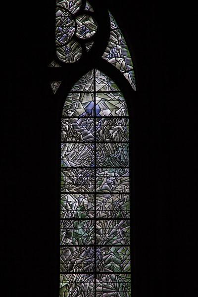 Inside Window, Notre-Dame de Reims