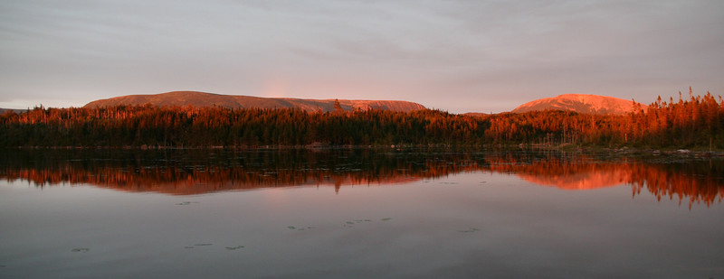 Evening Near Gros Morne