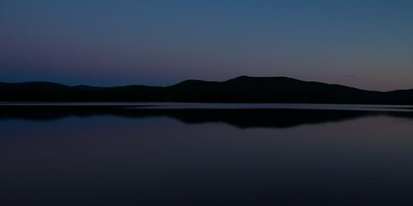 Last Reflection, Lac Escalier
