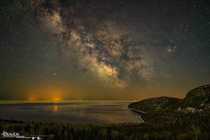 Mt. Josephine Milky Way
