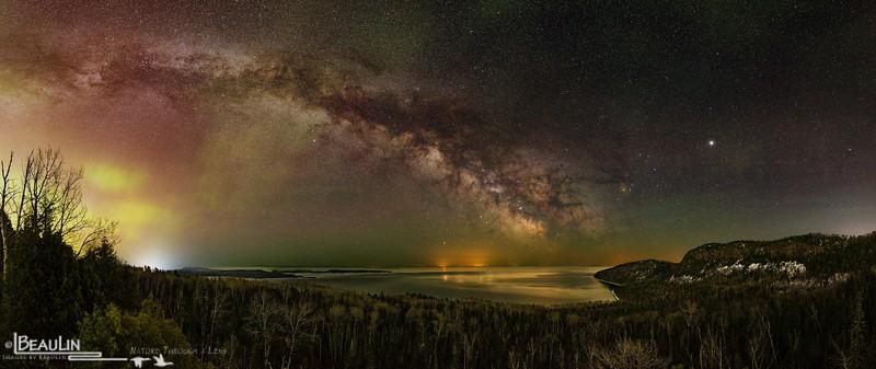 Cosmic Night Light