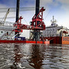Submersible - Jackup