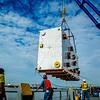 Ship Discharging Cargo