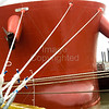Ships Bow and Mooring Lines