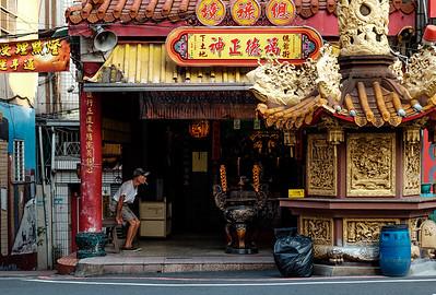 Corner Temple