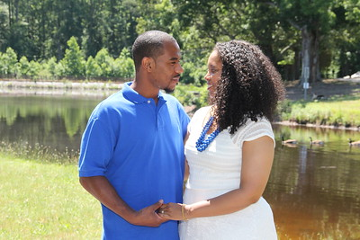 Shandra and Skee Engagement Photos