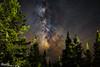 Black Moon Milky Way II