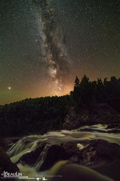 High Falls Starlight