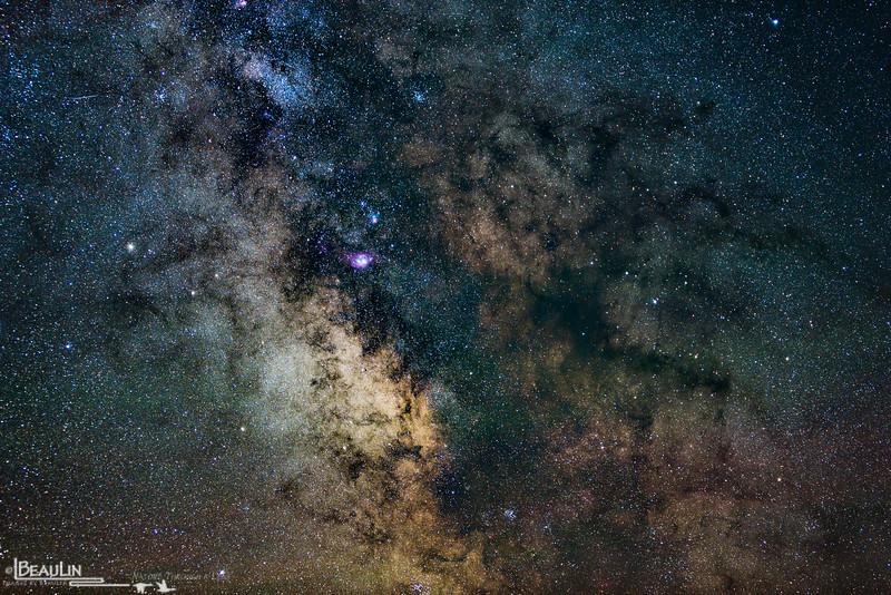 Deep Sky Abstract