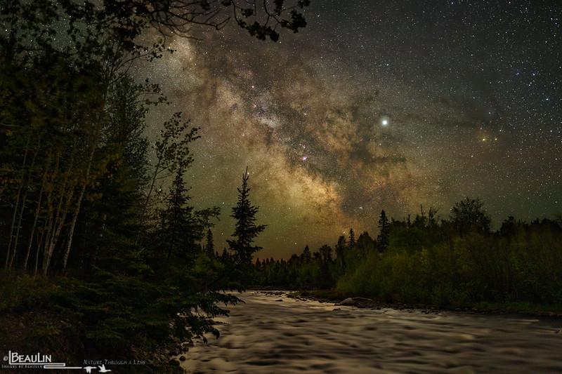 Temperance River Starlight