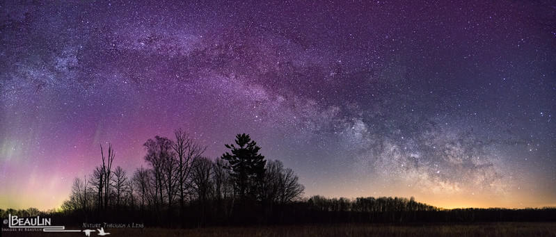 St. Patrick's Day Milky Way