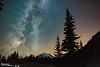 Milky Way from Chinook Pass