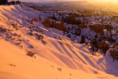 Sunrise on the Plateau