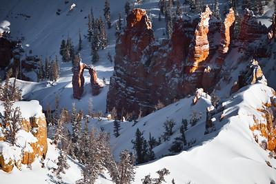 Winter Arch