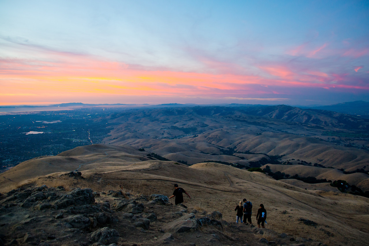 Mission Peak, Fremont, California