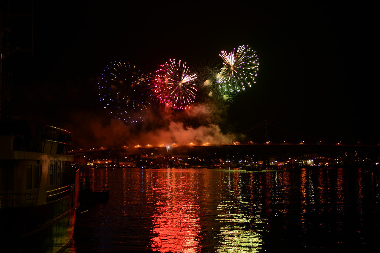 Natal Day in Halifax, Canada