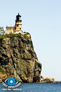 Lighthouse in Duluth, MN