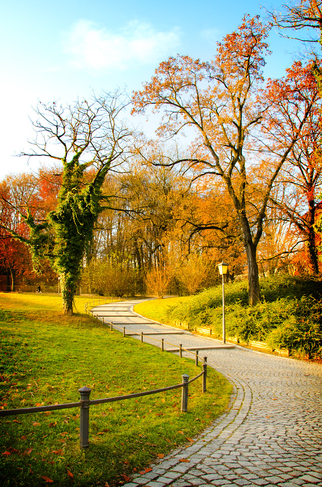 Autumn in Munich